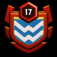 WEBS Warriors badge