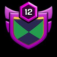 BLACK SMITH badge