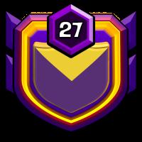 为何这么叼 badge