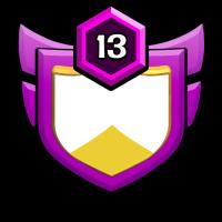 前沿℃ badge