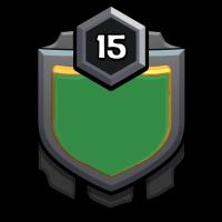 Крутые бобры badge