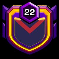 ANT COC MM badge