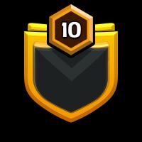 гребаный клэш badge