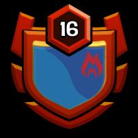 百龍幫 badge
