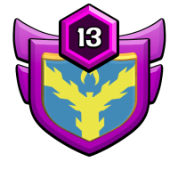 部落战争 badge