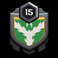 青青竹苑 badge