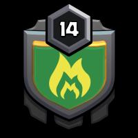 arch stanton badge