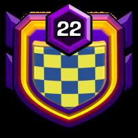 #Waraways badge