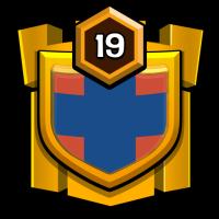 霸王部落 badge
