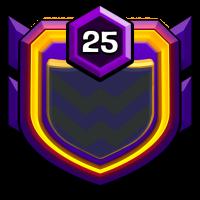 MEGA EMPIRE badge