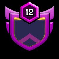 BD CLAN WAR badge