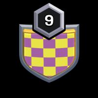 Mini Bosseurs badge