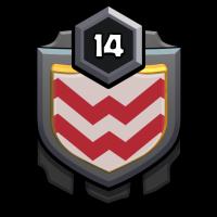 Single Needle badge