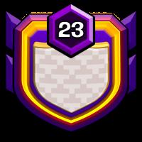 Epic Legend badge