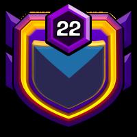 ⚪️SAKLI BAHÇE⚪️ badge