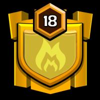 磊营 badge