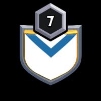 Retired 701 badge