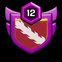Again badge