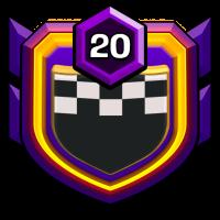 1000 badge