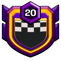 BATTLExCLAN黒蝶 badge