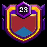 대한민국 badge