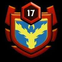蓝竹—撼天 badge
