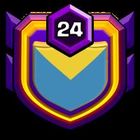 Ái Vy 003 badge