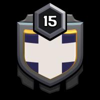 Sang Pemburu badge