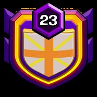 천검 badge
