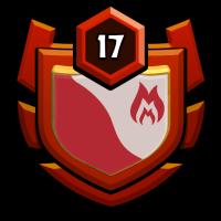 不打部落战只做捐兵狂 再回首2 badge