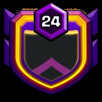 Génération 70 badge