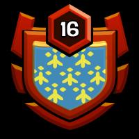 shadow hunters® badge