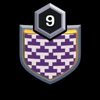 زخمی های روزگار badge