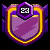 OS FANFARROES!! badge
