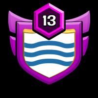 PHOSPHATE POWER badge