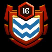 Aria boys badge