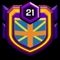 UK over 30 badge