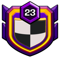 BALO_I CLASHER badge