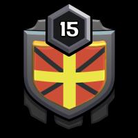 INDIAN TIGERS badge