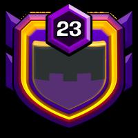 ASSAM RIDERS badge