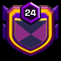 Đồng Tháp fc™ badge