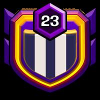 超级部落s(总部) badge