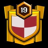 persian golf badge