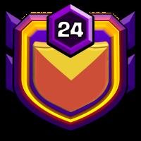 大唐 badge