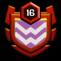 天神村 badge