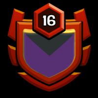 JaDeD WaRRioRs badge