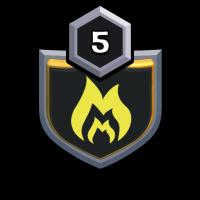 30+ cafe 2.0 badge