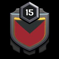 persians badge