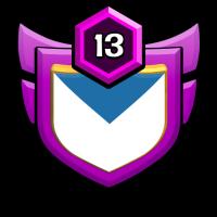 Crusaders badge