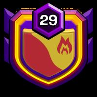 博乐COC同盟 badge